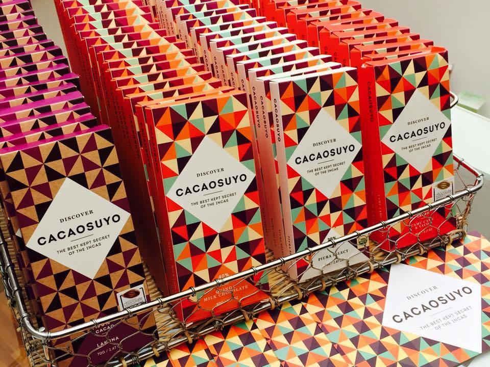 Tablettes Cacaosuyo