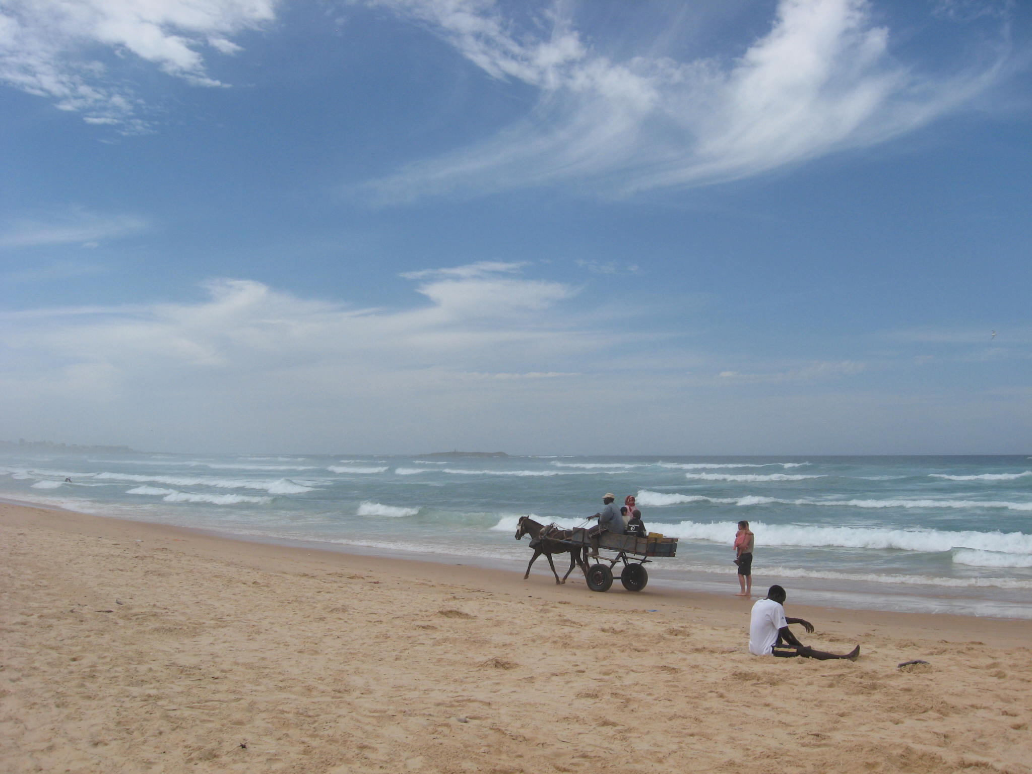 La plus belle plage en ville