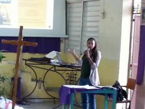 conférence débats sur les droits des femmes en Haiti