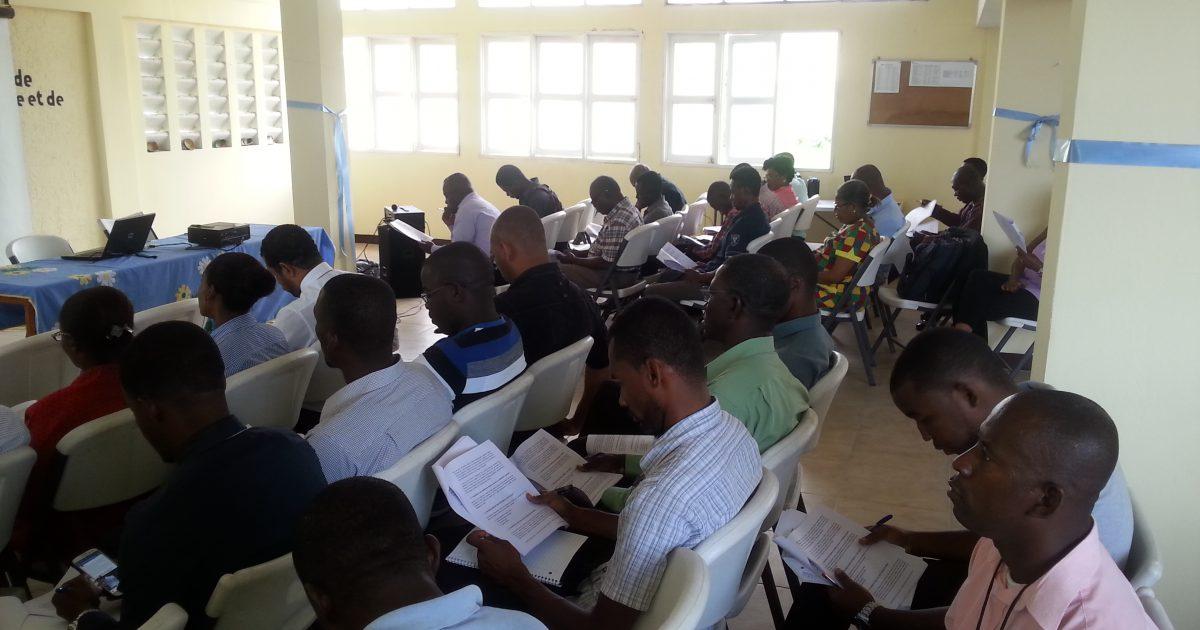 Formation sur le financement blogue des volontaires for Chambre de commerce d haiti