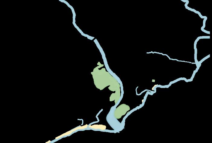 Reconstruction d'une carte des Cayes